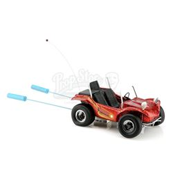 Wonderbug Red Sparkle Miniature Dune Buggy - THE KROFFT SUPERSHOW (1976 - 1978)