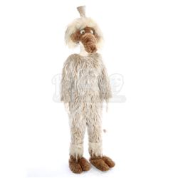 Honk's (Patty Maloney) Shaggy Fur Costume - FAR OUT SPACE NUTS (1975 - 1976)