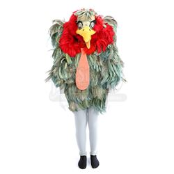 Orson Vulture (Joy Campbell) Walkabout Costume - STAGE AND THEME PARK PERFORMANCES CIRCA 1970s