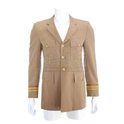 Chip Morton's (Robert Dowdell) Naval Uniform Jacket - VOYAGE TO THE BOTTOM OF THE SEA (1964 - 1968)