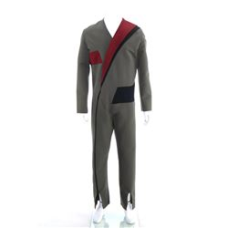 Larry Marvick's (David Frankham) Jumpsuit - STAR TREK: THE ORIGINAL SERIES (1966 - 1969) - IS THERE