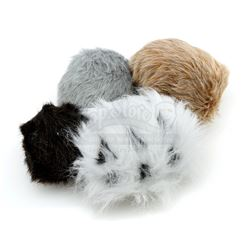 Set of Tribbles - STAR TREK: DEEP SPACE NINE (1993 - 1999) - TRIALS AND TRIBBLE-ATIONS