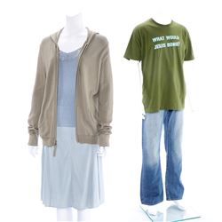 Brenda Chenowith's (Rachel Griffiths) Maternity Ensemble and Billy Chenowith's (Jeremy Sisto) Ensemb