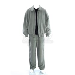 Christopher Moltisanti's (Michael Imperioli) Sage Green Tracksuit - THE SOPRANOS (1999 - 2007)