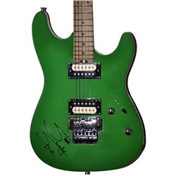 Eminem Signed Green Mile Electric Guitar