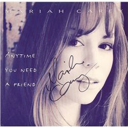 Mariah Carey Signed Anytime You Need a Friend Album