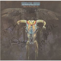 The Eagles Signed One of These Nights Album