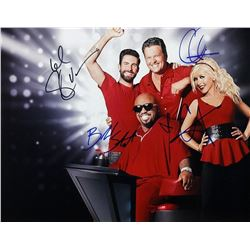 The Voice Signed Photo