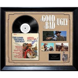 Good The Bad and The Ugly Signed Soundtrack