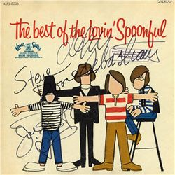 The Lovin Spoonful signed Best of The Lovin Spoonful Album