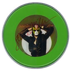 Steve Miller Signed Drum Head