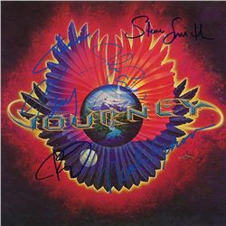 Journey Signed Infinity Album