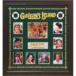 Gilligan's Island Signed Collage