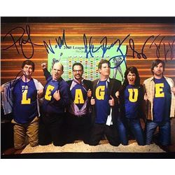 The League Signed Photo