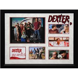Dexter Signed Photo in Framed Collage