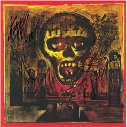 """Slayer """"Seasons in the Abyss"""" Album"""