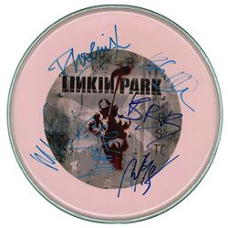 Linkin Park Signed Drum Head