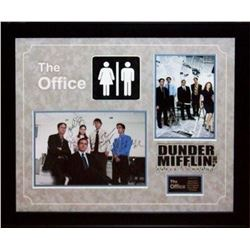 THE OFFICE Signed Collage