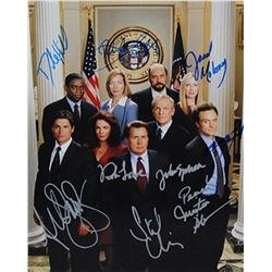 West Wing Signed Photo