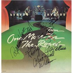 Lynyrd Skynyrd Band Signed One More From The Road Album