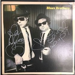 "Blues Brothers Signed ""Briefcase Full of Blues"" Album"