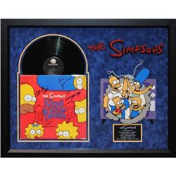 Simpsons Signed Soundtrack