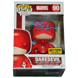 Ben Affleck Signed Daredevil Funko Pop Doll #90