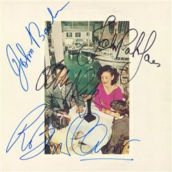 Led Zeppelin Signed Presence Album