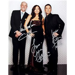 Dancing With The Stars Judges Signed Photo