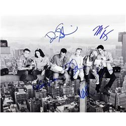 Friends Signed Photo