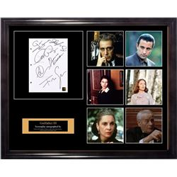 Godfather III Signed Screenplay