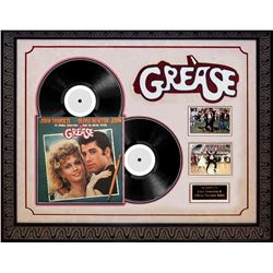 Grease Signed Soundtrack