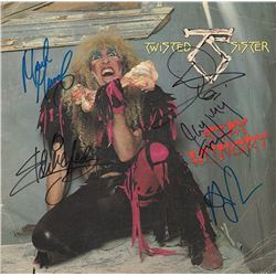 Twisted Sister Signed Stay Hungry Album