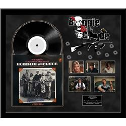 Bonnie and Clyde Signed Soundtrack