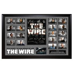 The Wire Signed Collage