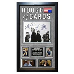 House of Cards Signed Photo