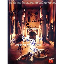 American Horror Story Signed Photo