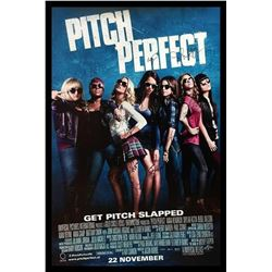 Pitch Perfect - Signed Movie Poster