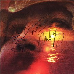 Crosby, Nash and Young Signed If Only I Could Remember My Name Album