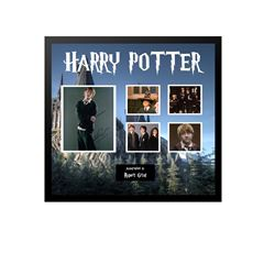Harry Potter Ron Weasley Collage