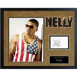 Nelly Signed Photo