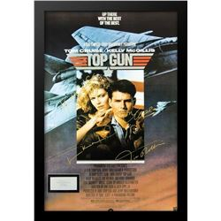 Tom Cruise Signed Top Gun Photo Collage