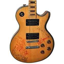 The Rolling Stones Signed Guitar
