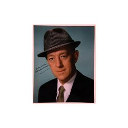 Alec Guiness Signed Photo
