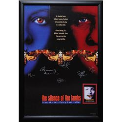 Silence of Lambs Movie Poster