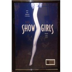 Showgirls - Signed Movie Poster