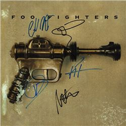 Foo Fighters Signed Self-Titled Album