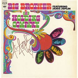 Janis Joplin / Big Brother & The Holding Company Signed Album