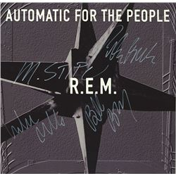 "REM ""Automatic for the People"" Album"