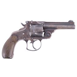Smith & Wesson Model 2 2nd Change .38 D/A Revolver